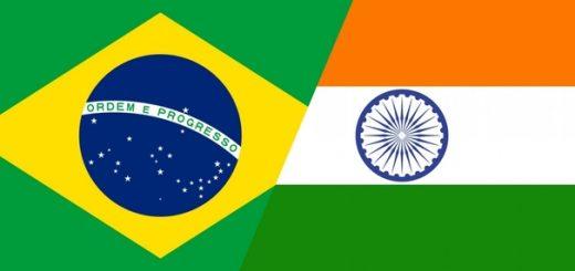 Ripple Brazilija Indija